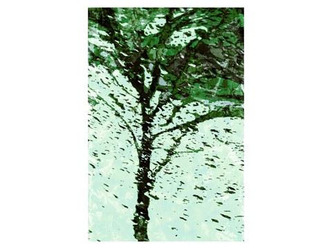 Photo d'arbre abstrait