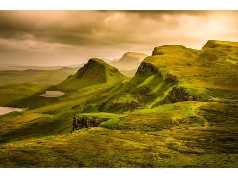 Photo d'Écosse