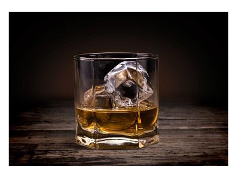 Photo de verre de Whisky