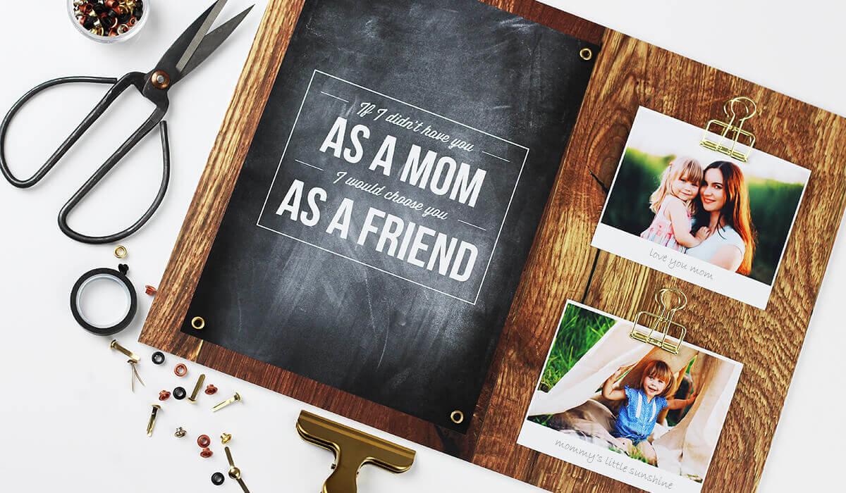Cadeau fête des mères - modèles DIY