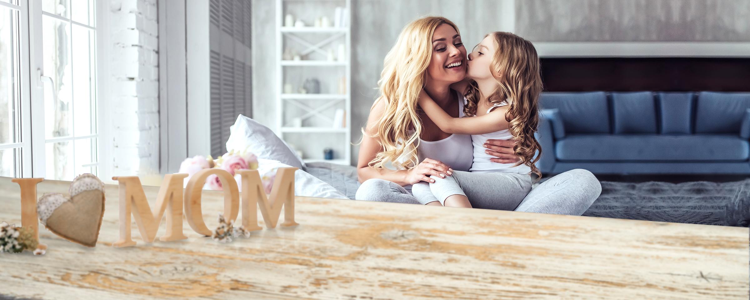 Cadeau fête des mères original : nos idées  & pêle-mêle DIY !