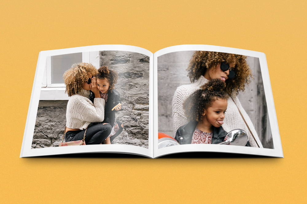 Fête des mères : nos idées de cadeaux photo & pêle-mêle DIY / livre photo fête des mères/ myposter