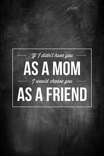 Zitat-Vorlage Muttertag kostenlos