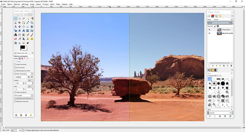 GIMP : logiciel de retouche photo gratuit