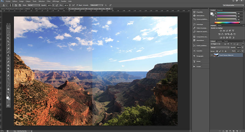 Photoshop r f rence retouche photo for Meilleur ecran pour retouche photo