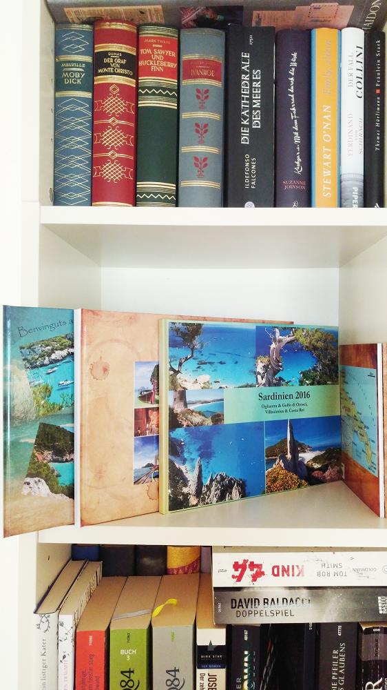 Exemple de livres photos format A4 - Robert A. d'Autriche.