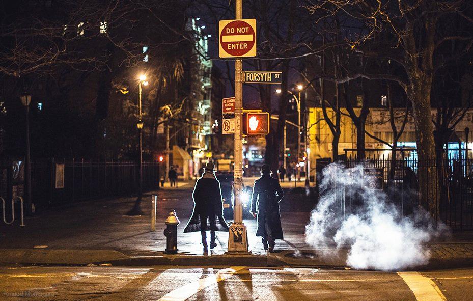 Idée photo © Arnaud Montagard - New York - La nuit nous appartient