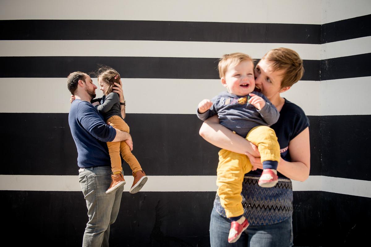 Idée photo © Cécile Creiche - Photo de famille à Lyon