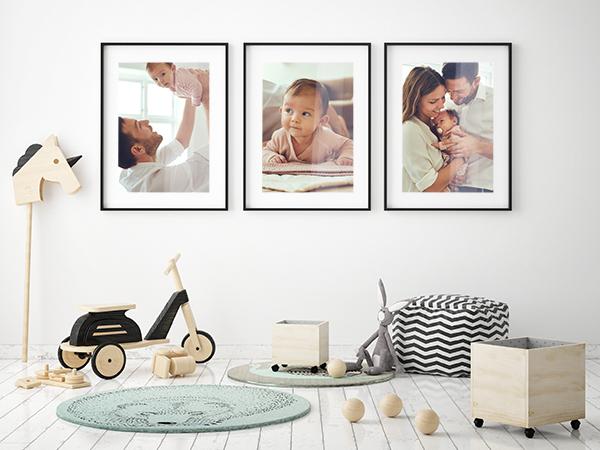 Déco chambre bébé / myposter