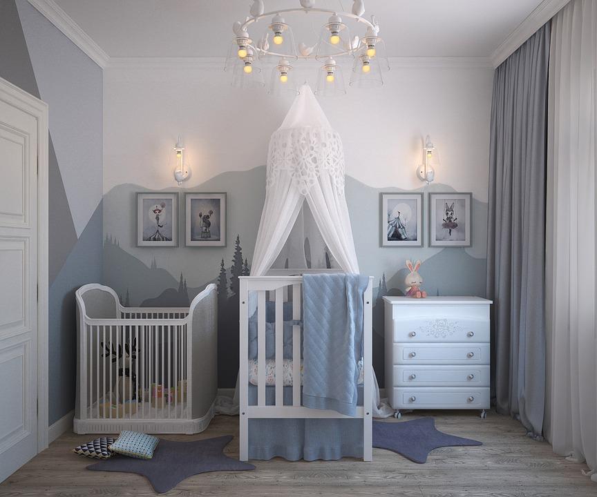 5 idées déco pour la chambre de bébé