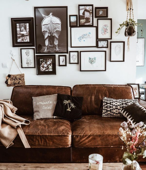 mur de photos inspiration @mamijeanno / myposter