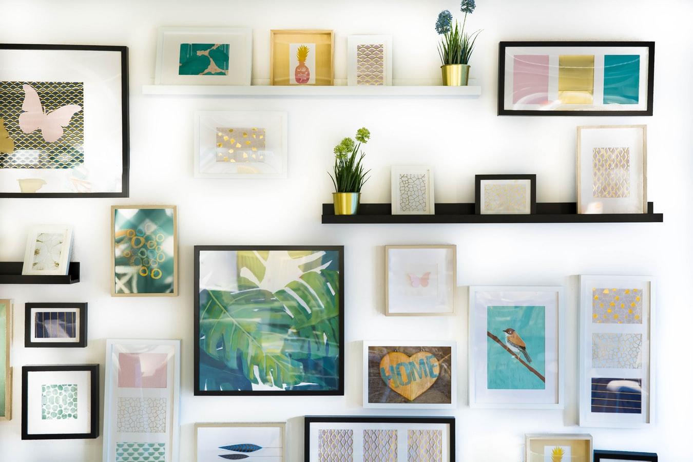 Décorer Son Mur Avec Des Photos comment créer un mur de photos ? conseils & idées | myposter
