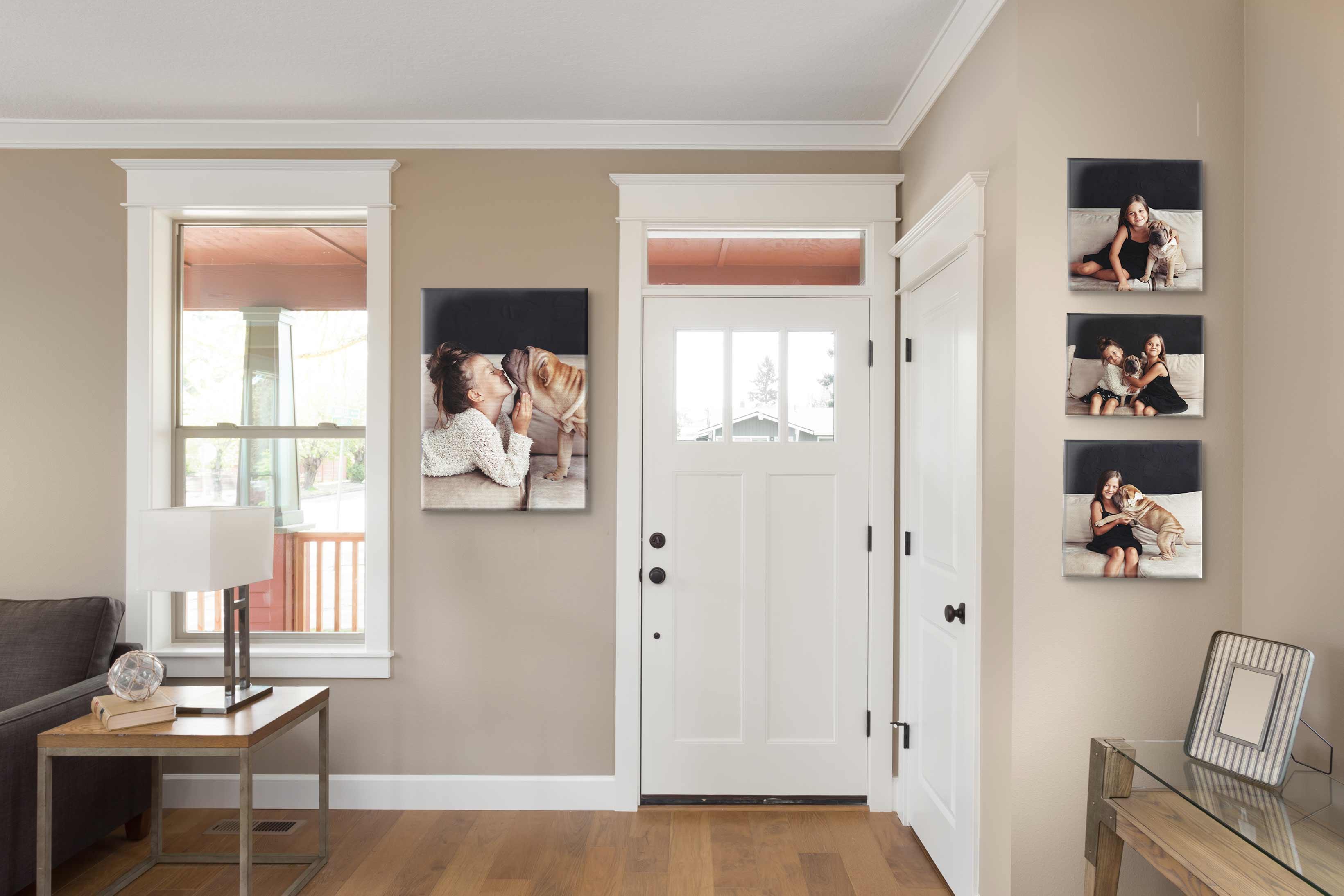 Idee Habillage Mur Interieur 10 conseils déco pour votre couloir ou votre entrée