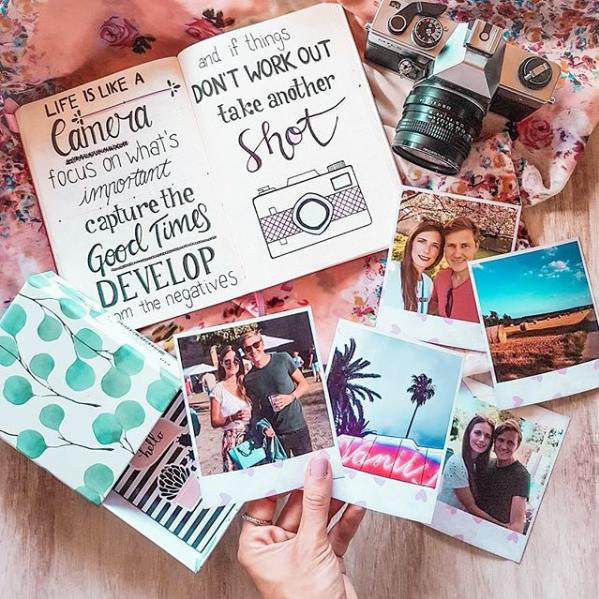 Idée de cadeau : une box photos / #myposterfr