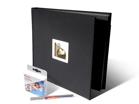 kit album photo DIY scrapbooking