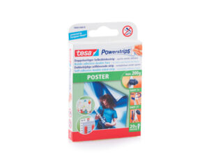 accrocher photo tesa powerstrips