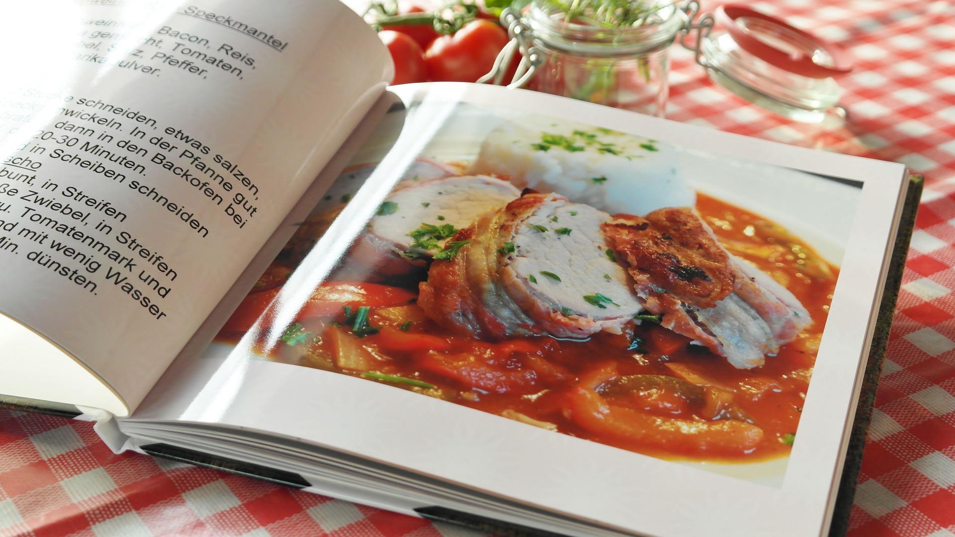 Créer son livre de cuisine en quelques étapes