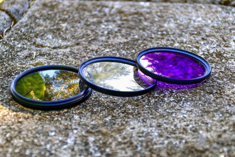 Les différents types de filtre photo pour objectif ou filtre photo numérique / myposter