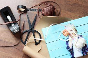 Comment emballer un cadeau en 5 minutes ?