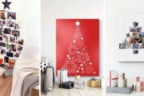 3 idées de sapin de Noël original et pratique