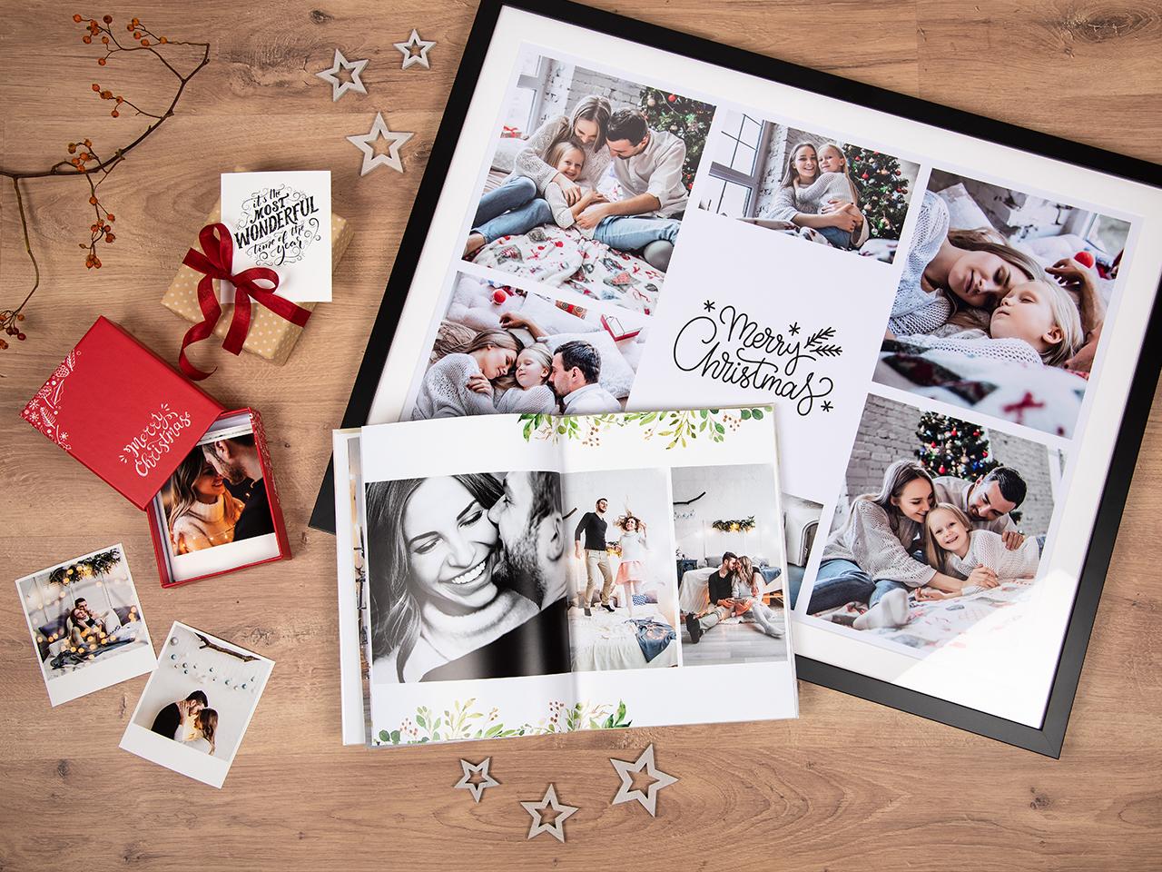 Sélection d'idées de cadeau personnalisé pour chaque membre de la famille / myposter